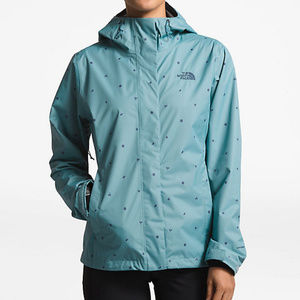NWT NORTH FACE Print Venture Wind/Rain/Hike Jacket